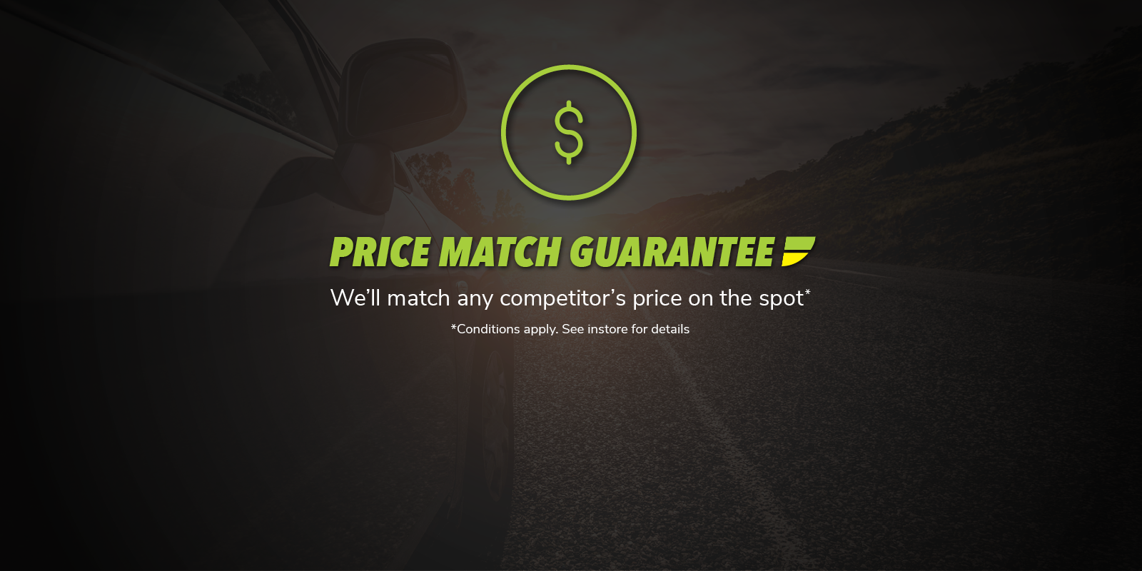 We Can Price Match