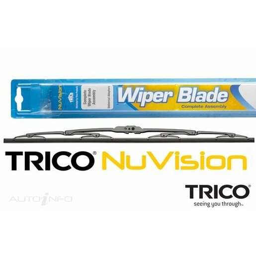 Nu-Vision Wiper Blade Assembly