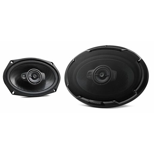 6X9IN PS SERIES 3 WAY COAXIAL PR 550W MAX